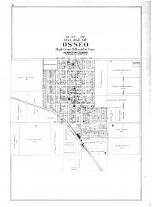 Osseo Village, Hennepin and Ramsey Counties 1898